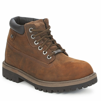 Skechers SERGEANTS VERDICT Marron