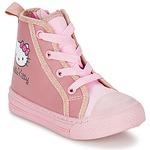 Baskets montantes Hello Kitty TANSIOUR