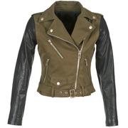 Vestes en cuir / simili cuir Diesel L-LUPUS-C