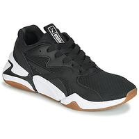 Chaussures Femme Baskets basses Puma WN NOVA 90'S BLOC.BL-BL Noir