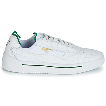 Baskets Basses puma cali.Wh-Amazon green-wh
