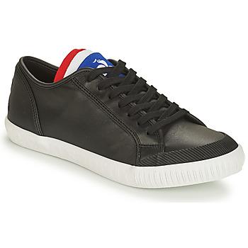 Chaussures Homme Baskets basses Le Coq Sportif NATIONALE Noir
