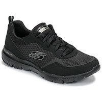 Chaussures Femme Fitness / Training Skechers FLEX APPEAL 3.0 Noir