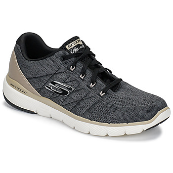 Chaussures Homme Fitness / Training Skechers FLEX ADVANTAGE 3.0 Noir
