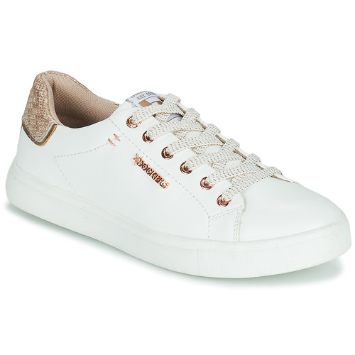 Chaussures Femme Baskets basses Dockers by Gerli 44MA201-594 Blanc