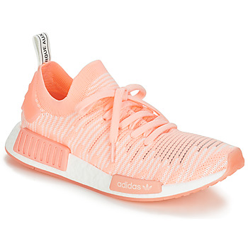 Chaussures Femme Baskets basses adidas Originals NMD_R1 STLT PK W Rose