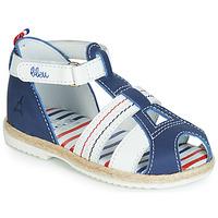 Chaussures Enfant Sandales et Nu-pieds GBB COCORIKOO Bleu