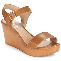 Chaussures Femme Sandales et Nu-pieds Betty London CHARLOTA Marron