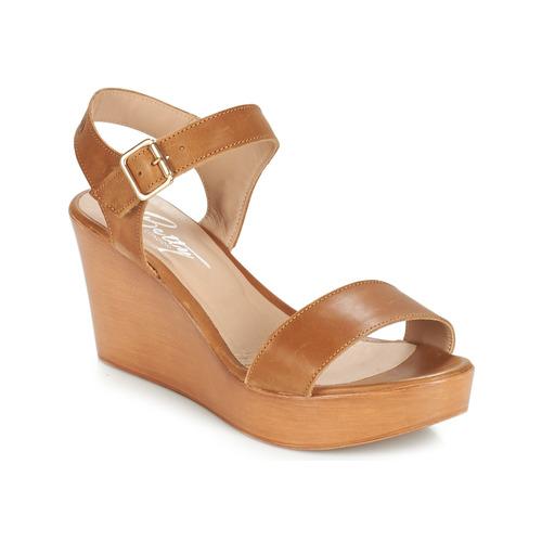 feef7b5441b6f2 Betty London CHARLOTA Marron - Chaussure pas cher avec Shoes.fr ...