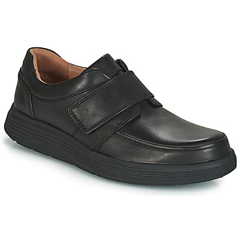 Chaussures Homme Derbies Clarks UN ABODE STRAP Noir