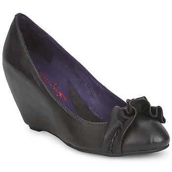 Chaussures Femme Escarpins Couleur Pourpre BRIGITTE Gris