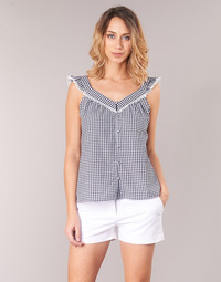 Vêtements Femme Tops / Blouses Betty London KOCLA Noir / Blanc