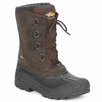 Chaussures Homme Bottes de neige Meindl SÖLDEN Brun
