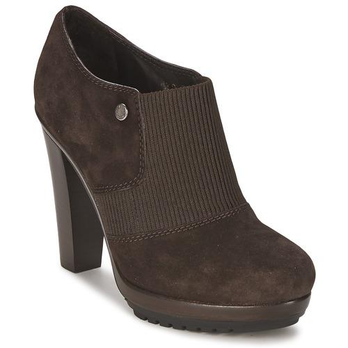 Chaussures Femme Low boots Alberto Gozzi SOFTY MEDRA Marron