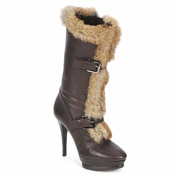 Chaussures Femme Bottines Alberto Gozzi BOTERO GRATO Marron