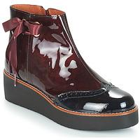 Chaussures Femme Boots Fericelli JANDICI Bordeaux