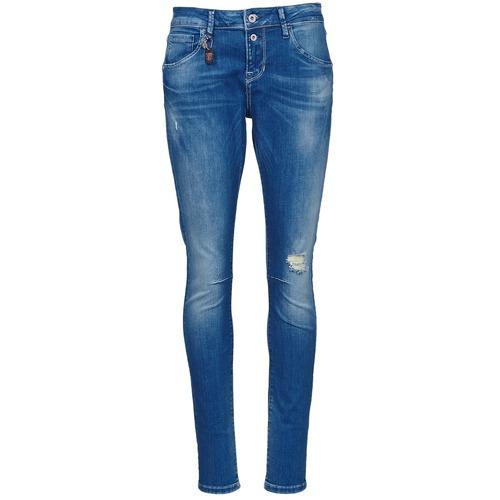 Vêtements Femme Jeans slim Only LISE Bleu