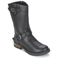 Chaussures Air max tnFemme Boots Les P'tites Bombes ZOLA Noir