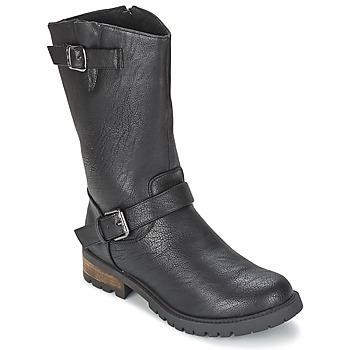 Chaussures Femme Boots LPB Shoes ZOLA Noir