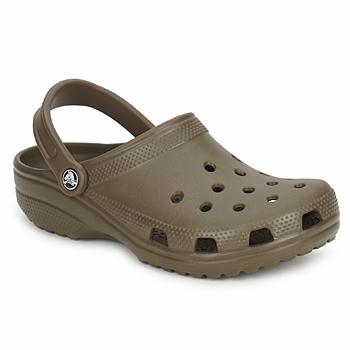 Chaussures Sabots Crocs CLASSIC CAYMAN CHOCOLATE