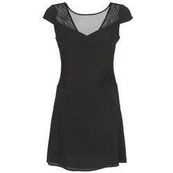 Vêtements Femme Robes courtes Naf Naf KLAK Noir