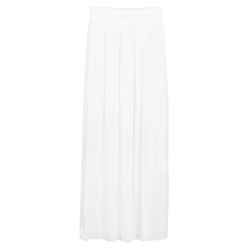 Vêtements Femme Jupes Betty London SIXTINE Blanc