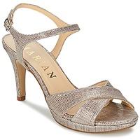 Chaussures Air max tnFemme Sandales et Nu-pieds Marian DORY Argent