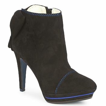 Chaussures Femme Low boots Tiggers MEDRAM Noir