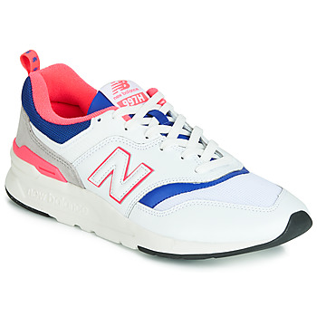 Chaussures Baskets basses New Balance 997 Blanc