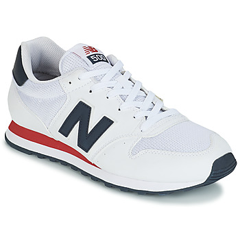 Chaussures Baskets basses New Balance 500 Blanc