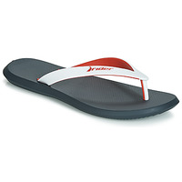 Chaussures Homme Tongs Rider R1 Noir / Blanc / Rouge