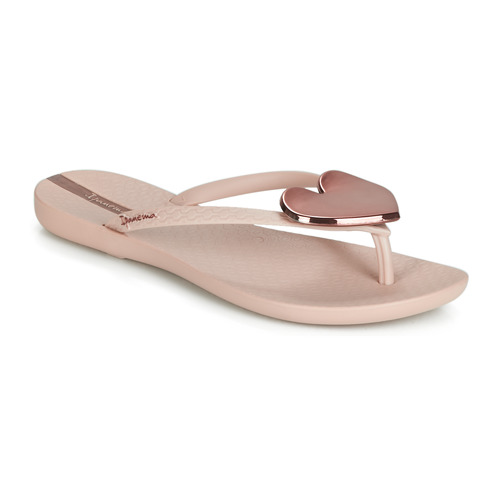 Chaussures Femme Tongs Ipanema MAXI FASHION II Rose