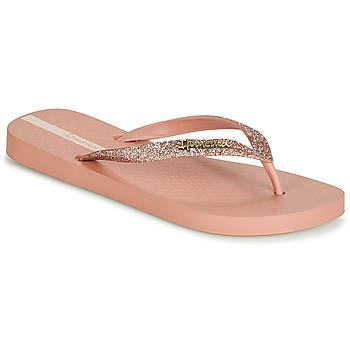 Chaussures Femme Tongs Ipanema LOLITA III Rose