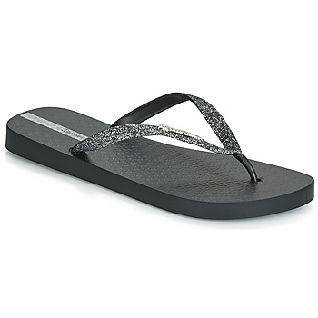 Chaussures Femme Tongs Ipanema LOLITA III Noir