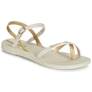 Chaussures Femme Sandales et Nu-pieds Ipanema FASHION SANDAL VII Beige / Doré