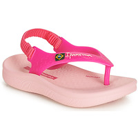 Chaussures Fille Sandales et Nu-pieds Ipanema ANATOMIC SOFT BABY Rose