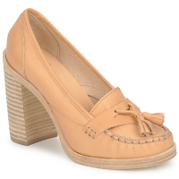 Chaussures Air max tnFemme Escarpins Swedish hasbeens TASSEL LOAFER Beige