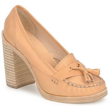 Chaussures Femme Escarpins Swedish hasbeens TASSEL LOAFER Beige