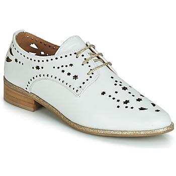 Chaussures Femme Derbies André THADDEUS Blanc