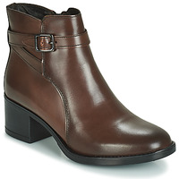 Chaussures Femme Boots André CANAILLE MARRON