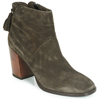 Chaussures Femme Boots André CARESSE GRIS