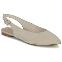 Chaussures Femme Sandales et Nu-pieds Tamaris MALOU Beige