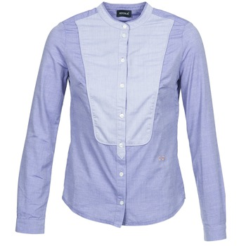 Vêtements Femme Chemises / Chemisiers Kookaï BELDOU Bleu