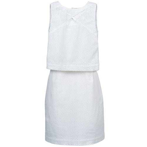 Vêtements Femme Robes courtes Kookaï BOUJETTE Blanc