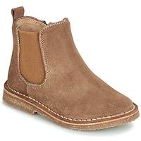 Chaussures Enfant Boots André ARIA CAMEL