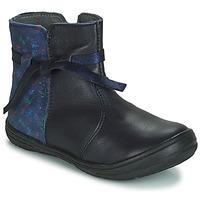 Chaussures Enfant Boots André FLOTTE MARINE
