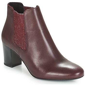 Chaussures Femme Boots André FONDANT BORDEAUX
