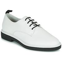 Chaussures Femme Derbies André TWIST Blanc