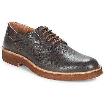 Chaussures Homme Derbies André MAUI MARRON