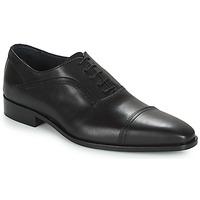 Chaussures Homme Richelieu André JOHN NOIR